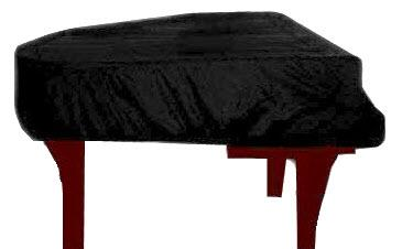 """Ed Westermayer 5'6"""" Baby Grand Piano Cover - LightGuard - Piano Covers Direct"""