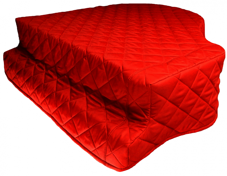 """Bluthner Boudoir 6'3"""" Grand Piano Cover - PowerGuard - Piano Covers Direct"""
