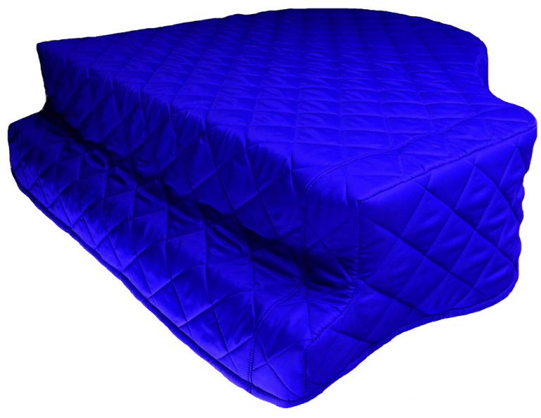 """Bluthner Model 4 7'0"""" Grand Piano Cover - PremierGuard - Piano Covers Direct"""