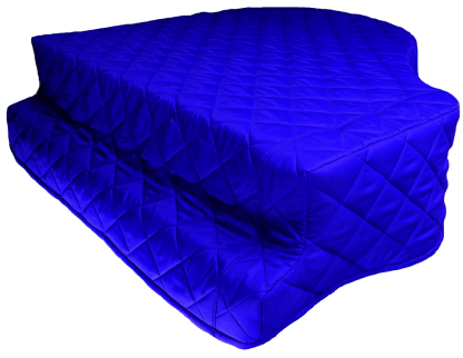 """Bluthner 5 5'8"""" Grand Piano Cover - PremierGuard - Piano Covers Direct"""