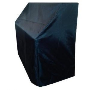 K Seeley Custom Upright Piano Cover - LightGuard - Piano Covers Direct